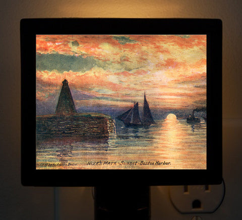 Nixes Mate - Sunset Night Light