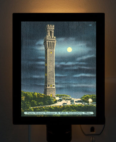Provincetown - Pilgrim Memorial Night Light