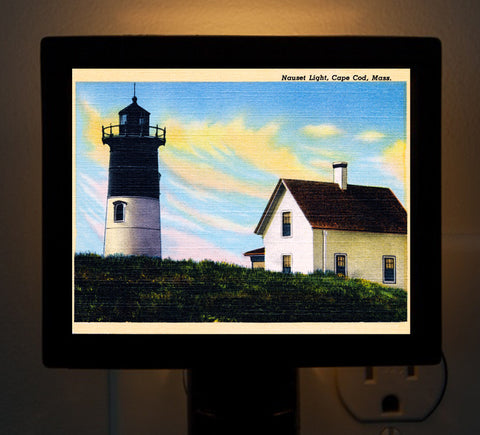 Nauset Light Night Light