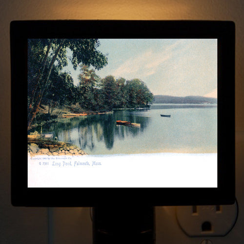 Falmouth - Long Pond Night Light - That Fabled Shore Home Decor
