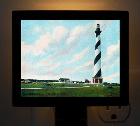 NC - Cape Hatteras Night Light