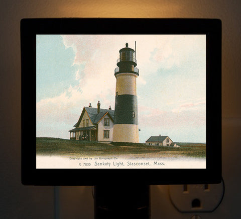 Nantucket - Sankaty Light (4) Night Light