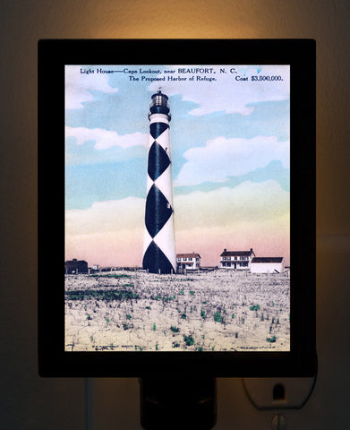 NC - Cape Lookout Light Night Light