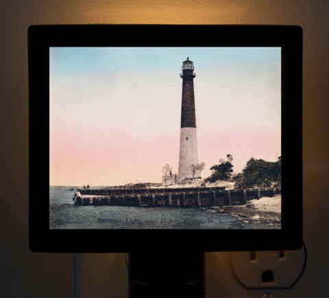 NJ - Barnegat Light Night Light