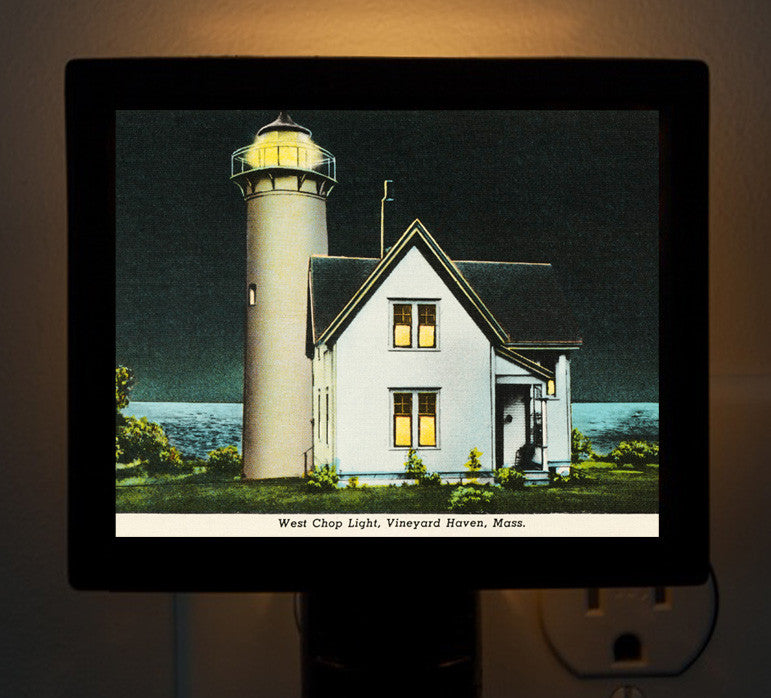 Vineyard Haven - West Chop Light Night