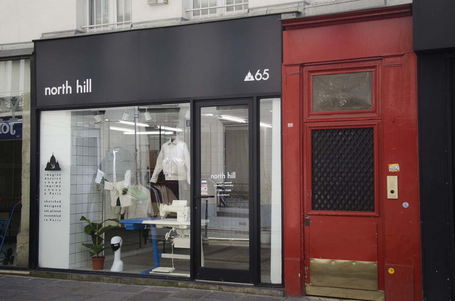 north hill flagship store