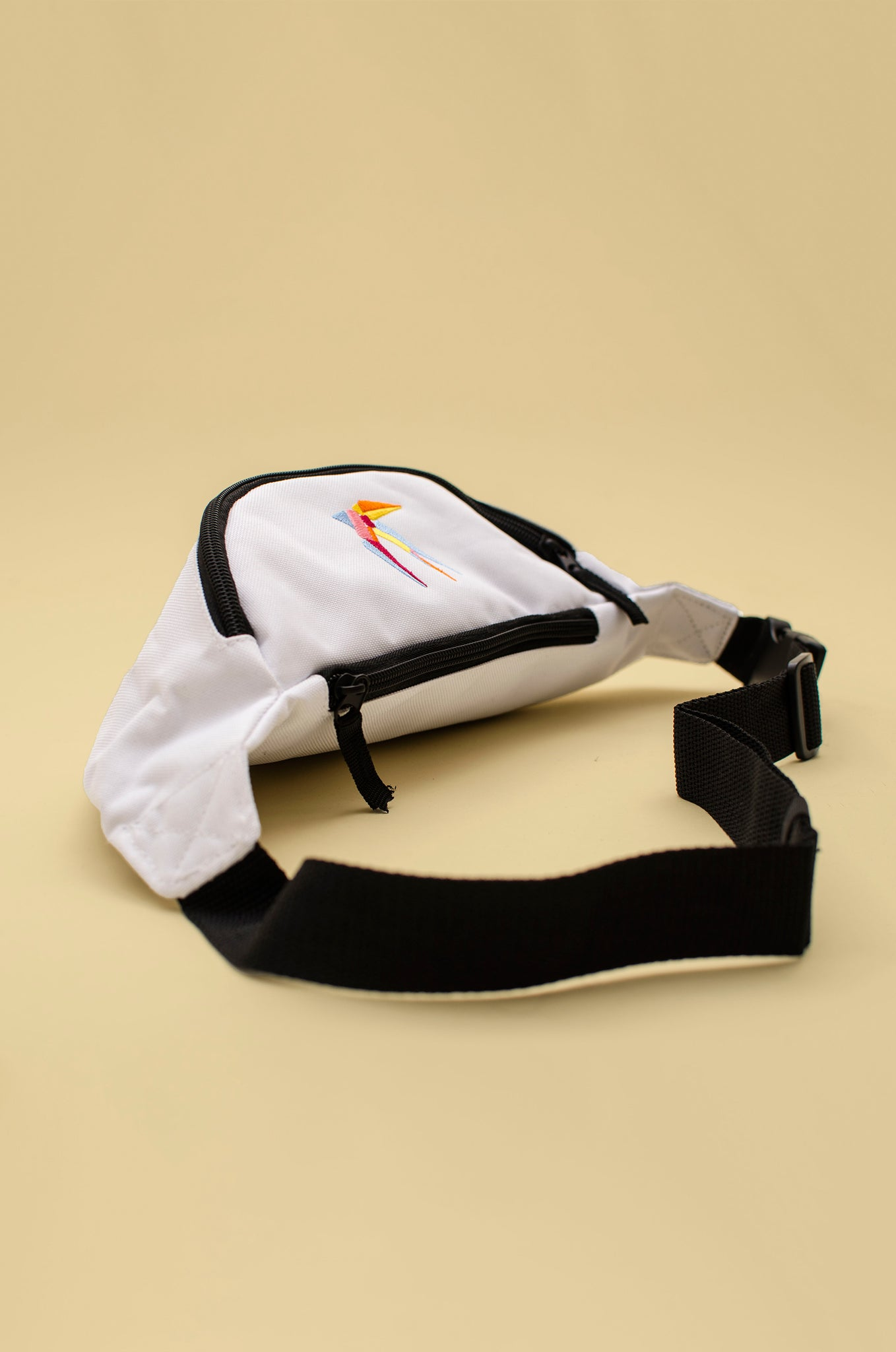 The North Hill Hirondelle Fanny Pack is a made in France belt bag
