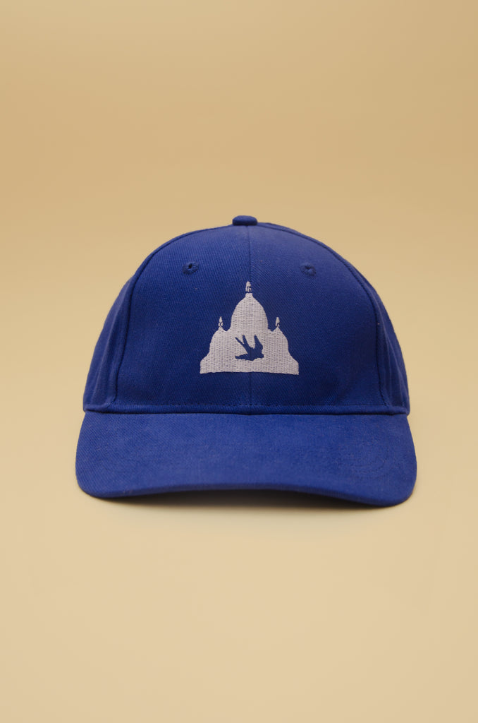 The North Hill Logo hat is a made in France cap