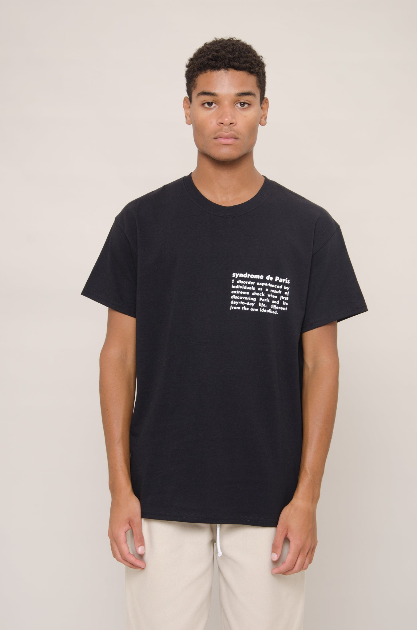 Definition Tee (Black)