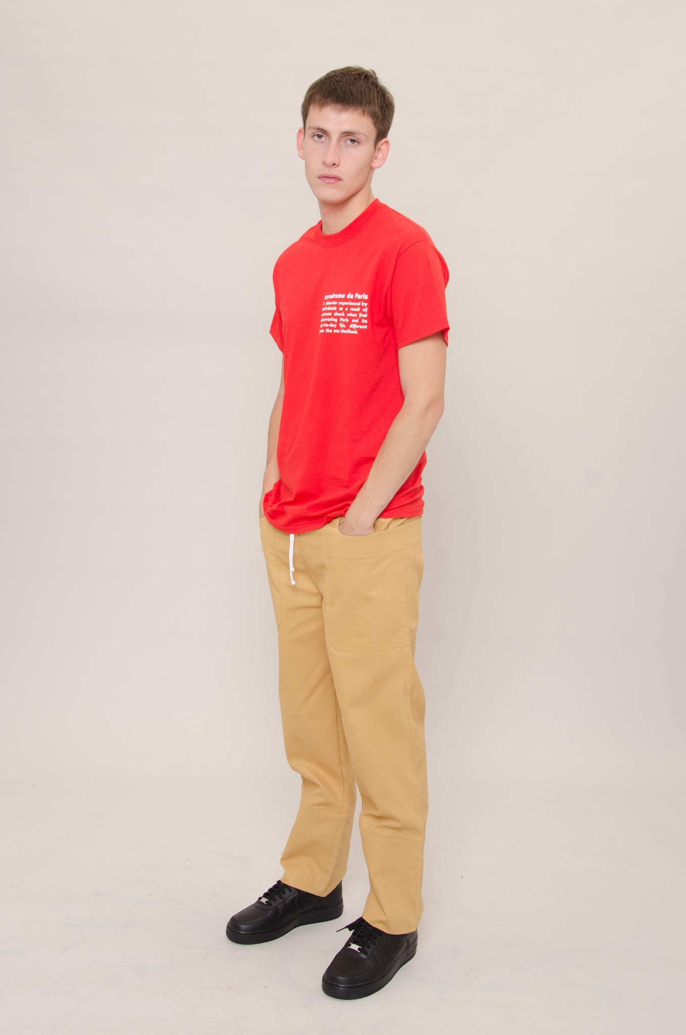 Definition Tee (Red)