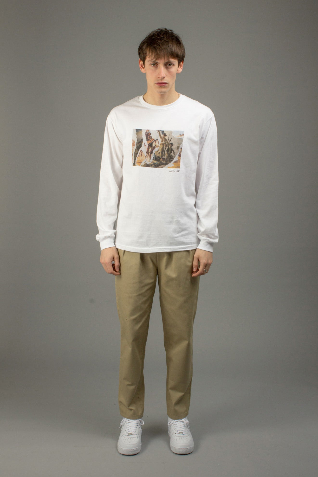 LIBERATED INDIANS LONGSLEEVE TEE