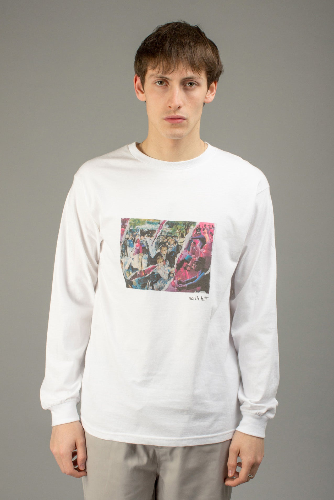 NIGHTLIFE BAL LONGSLEEVE TEE
