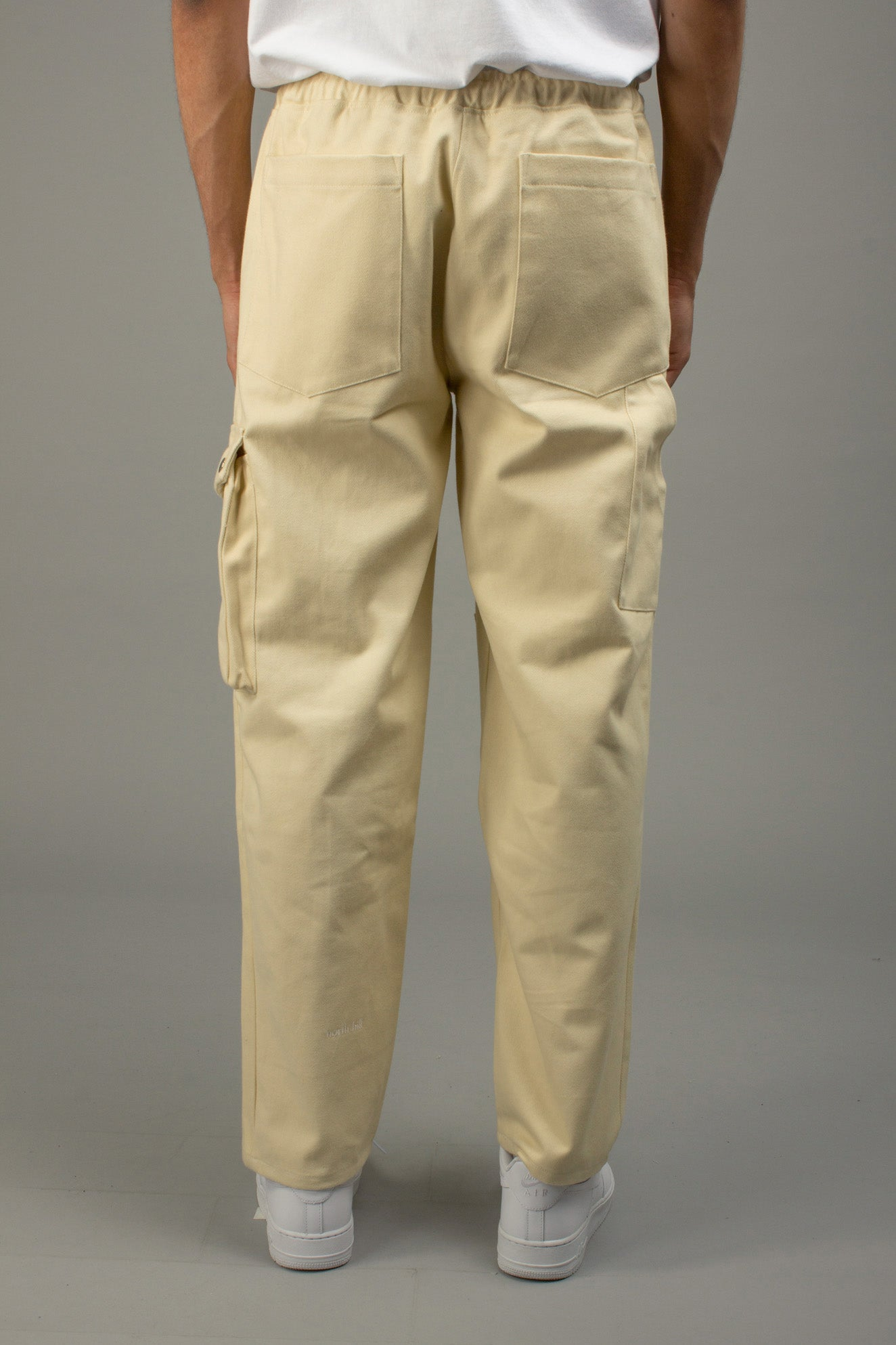 IVORY WORKER PANT