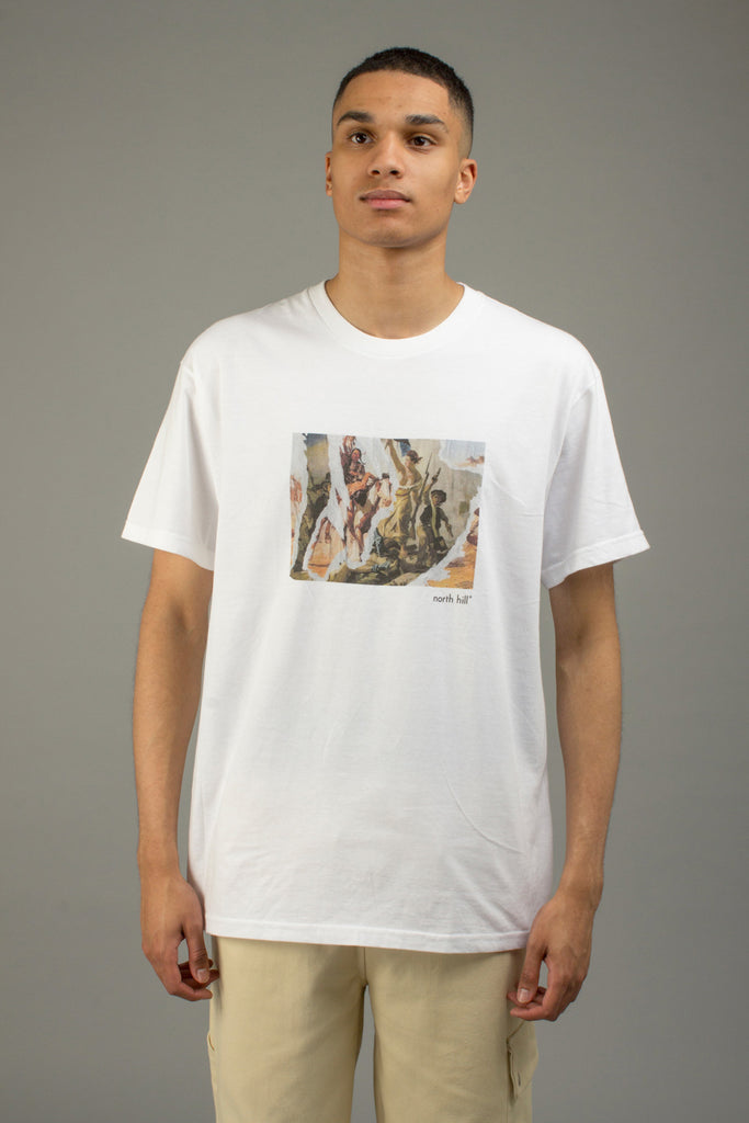 LIBERATED INDIANS TEE