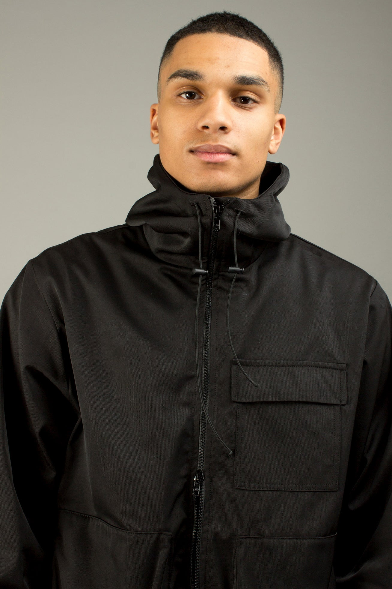 BLACK TECH JACKET