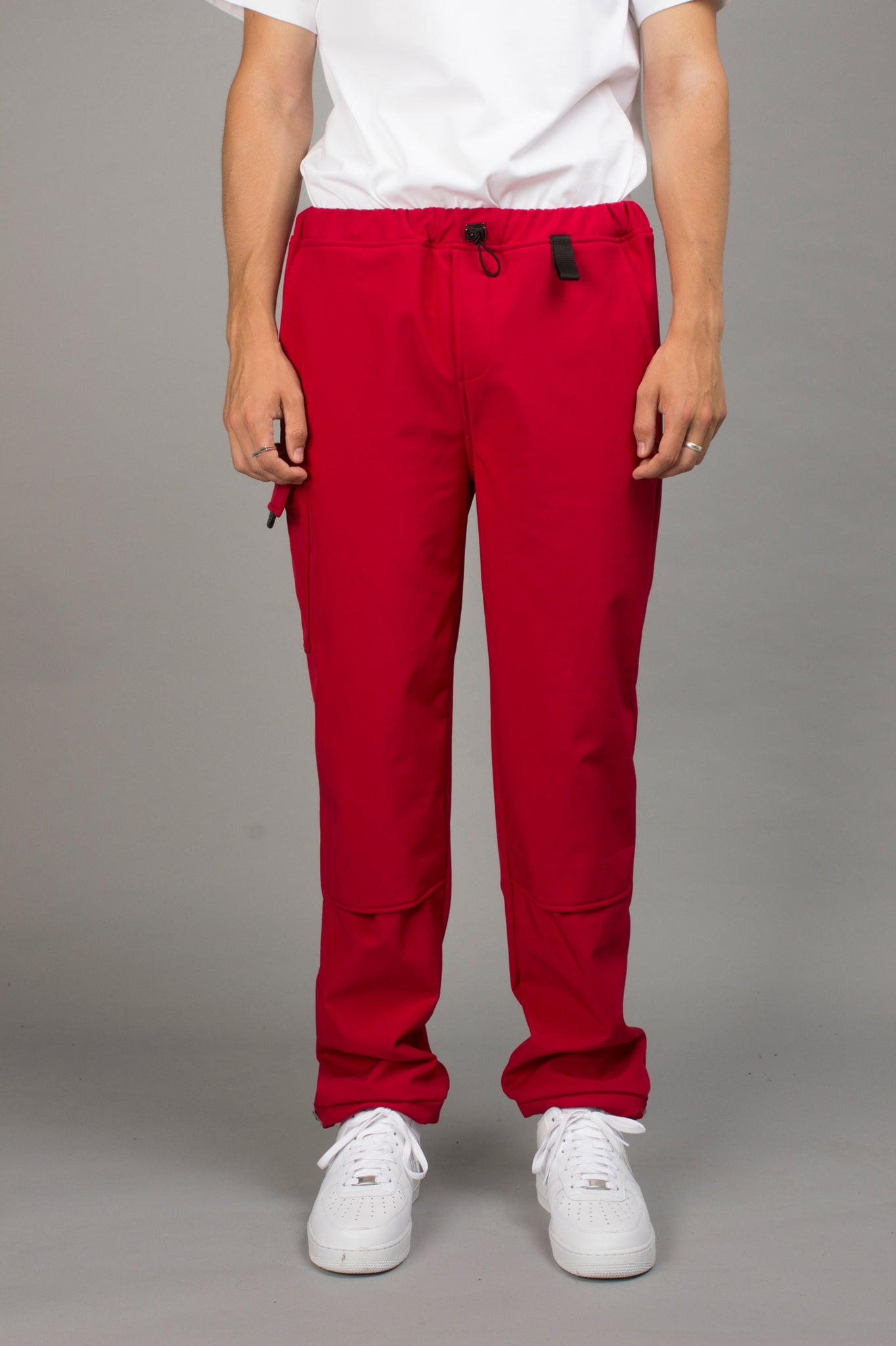 RED SOFTSHELL PANT