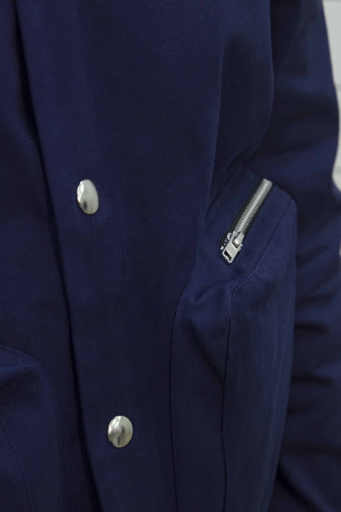 Blue Coach Jacket