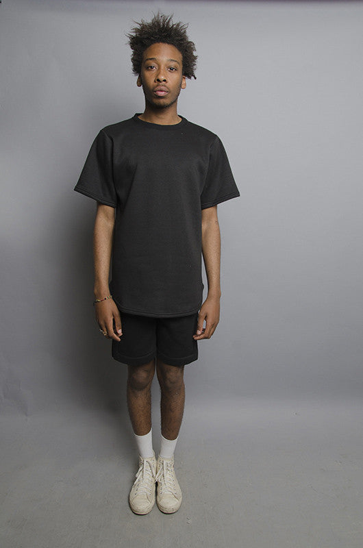 The North Hill Oversize Sweatshirt Tee is a made in France t-shirt