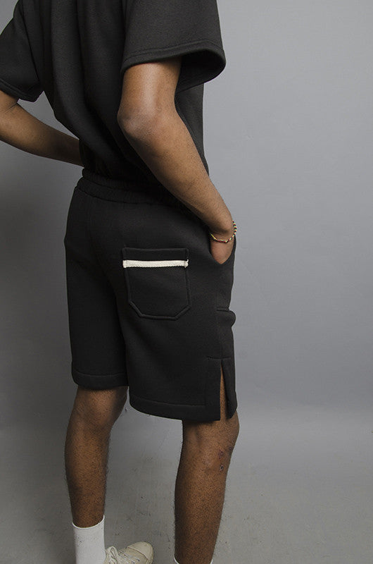 Vented Sports Shorts