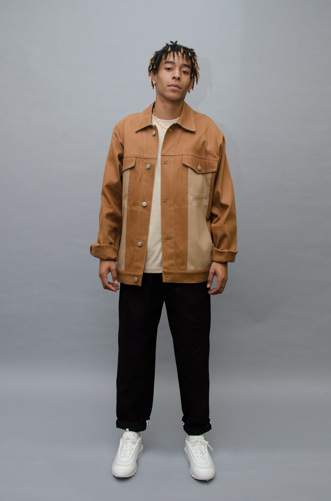 The North Hill Japanese Notorious Jacket is a made in France jacket