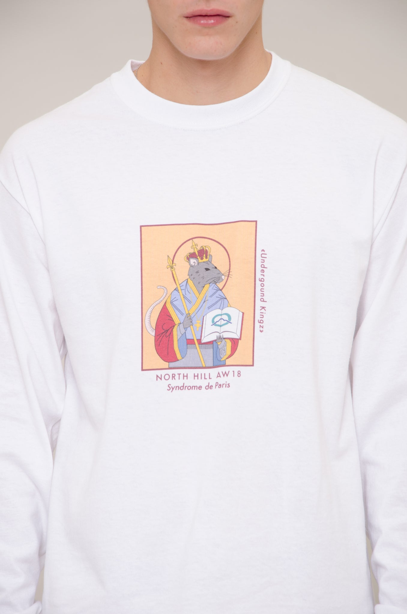 Long Sleeve Underground Kingz Tee