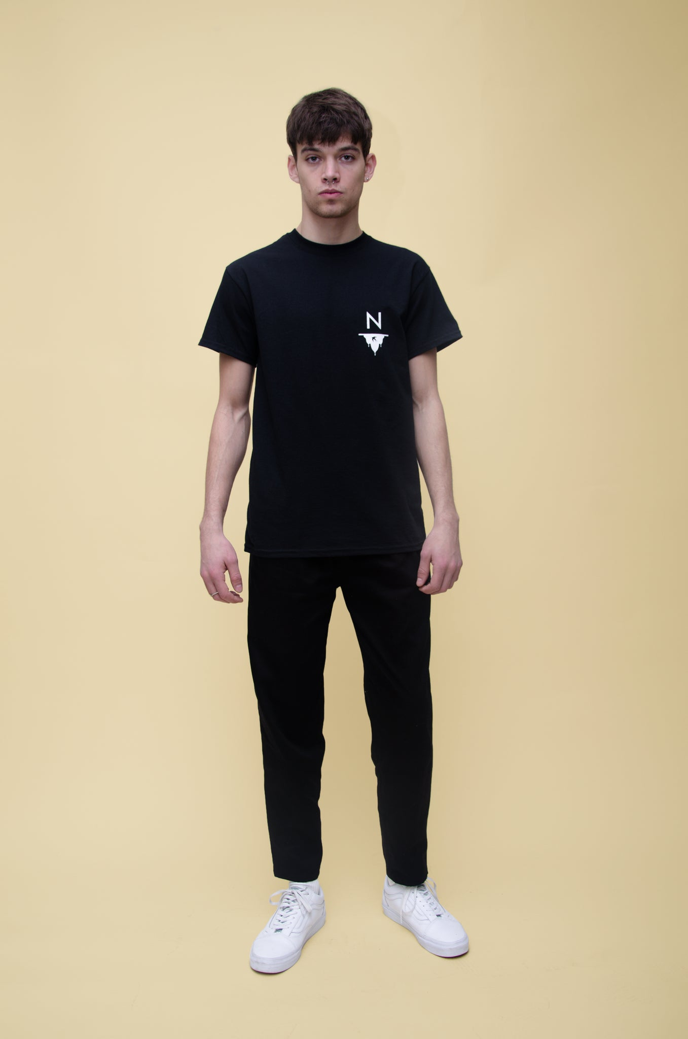 The North Hill Tour Tee is a made in France t-shirt