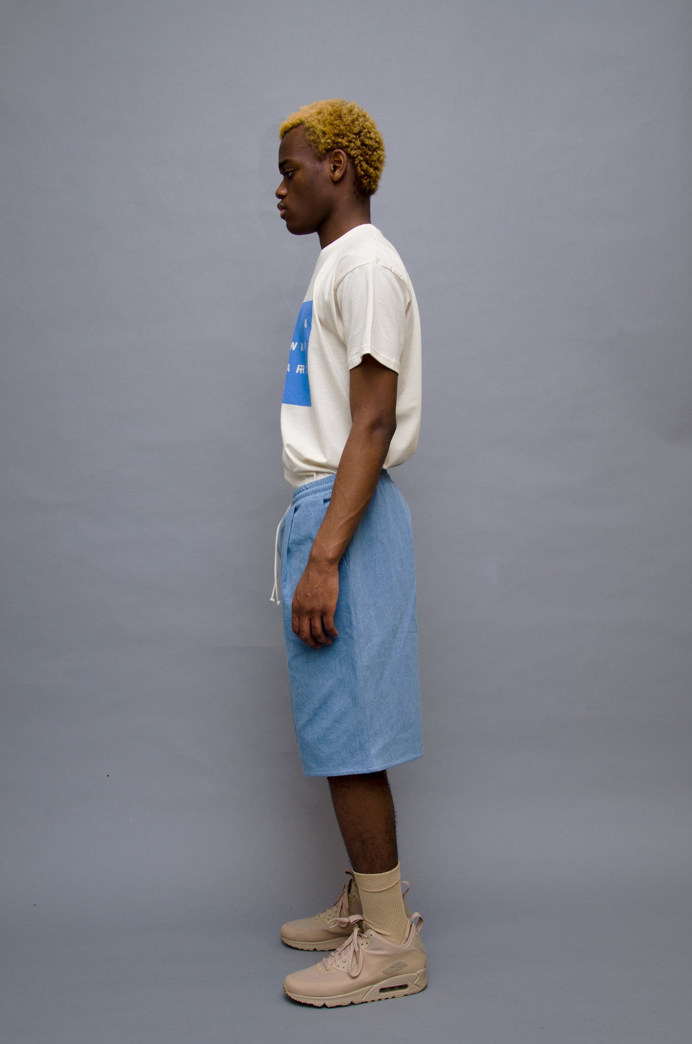 The North Hill Artist's Shorts is a made in France shorts.