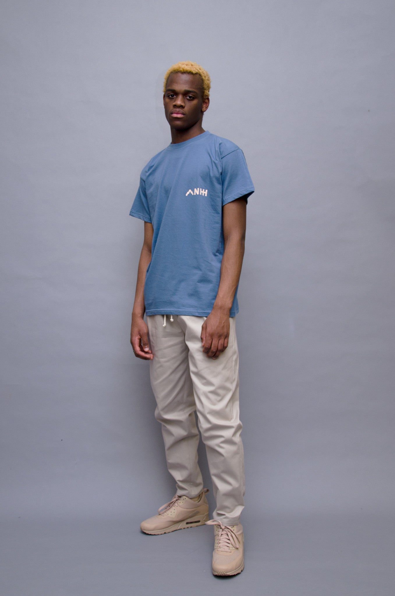 The North Hill Revolte Tee is a made in France t-shirt