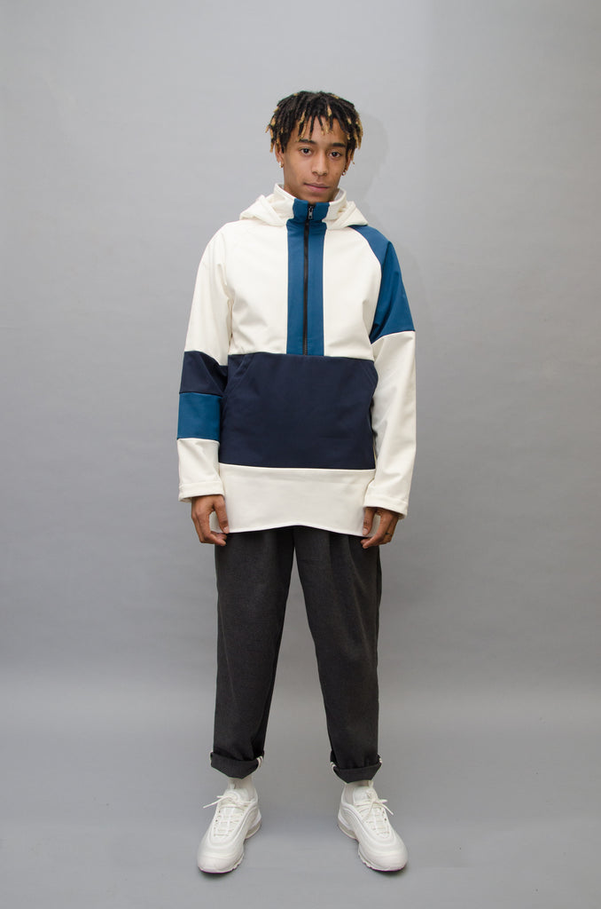 The North Hill Rainy Days Jacket is a made in France jacket