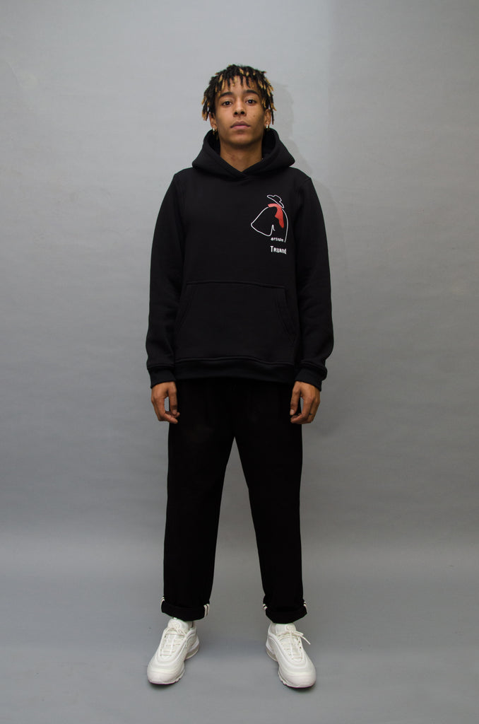 The North Hill Aristide Hoodie is a made in France sweatshirt.