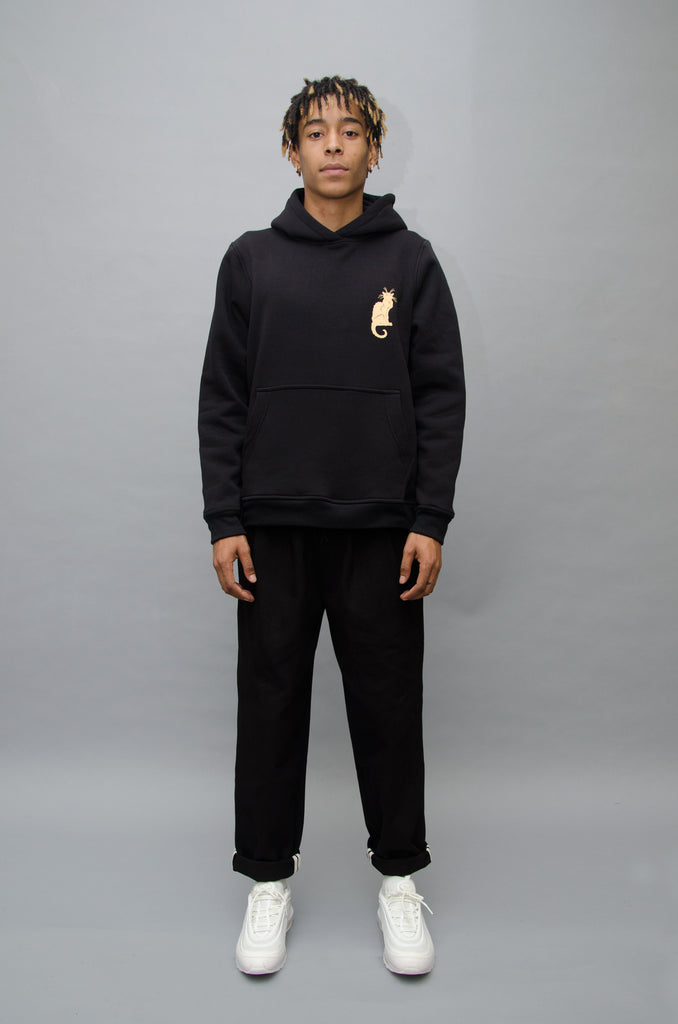The North Hill C.R.E.A.M. Hoodie is a made in France sweatshirt.