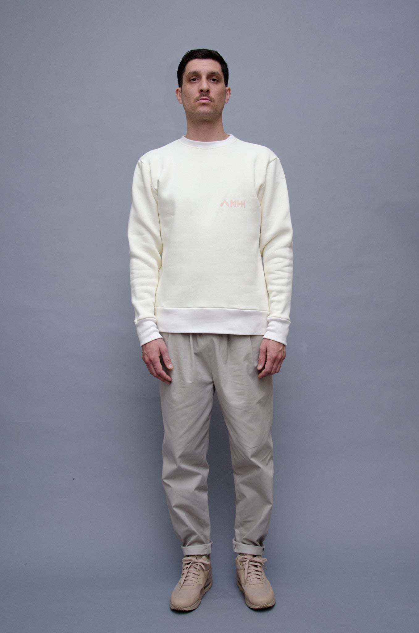 The North Hill Revolte Crewneck is a made in France sweatshirt