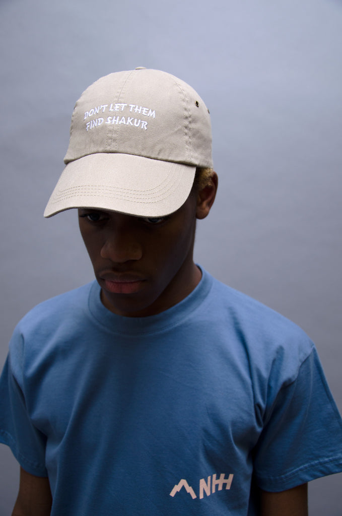 The North Hill Wheat Shakur Hat is a made in France cap