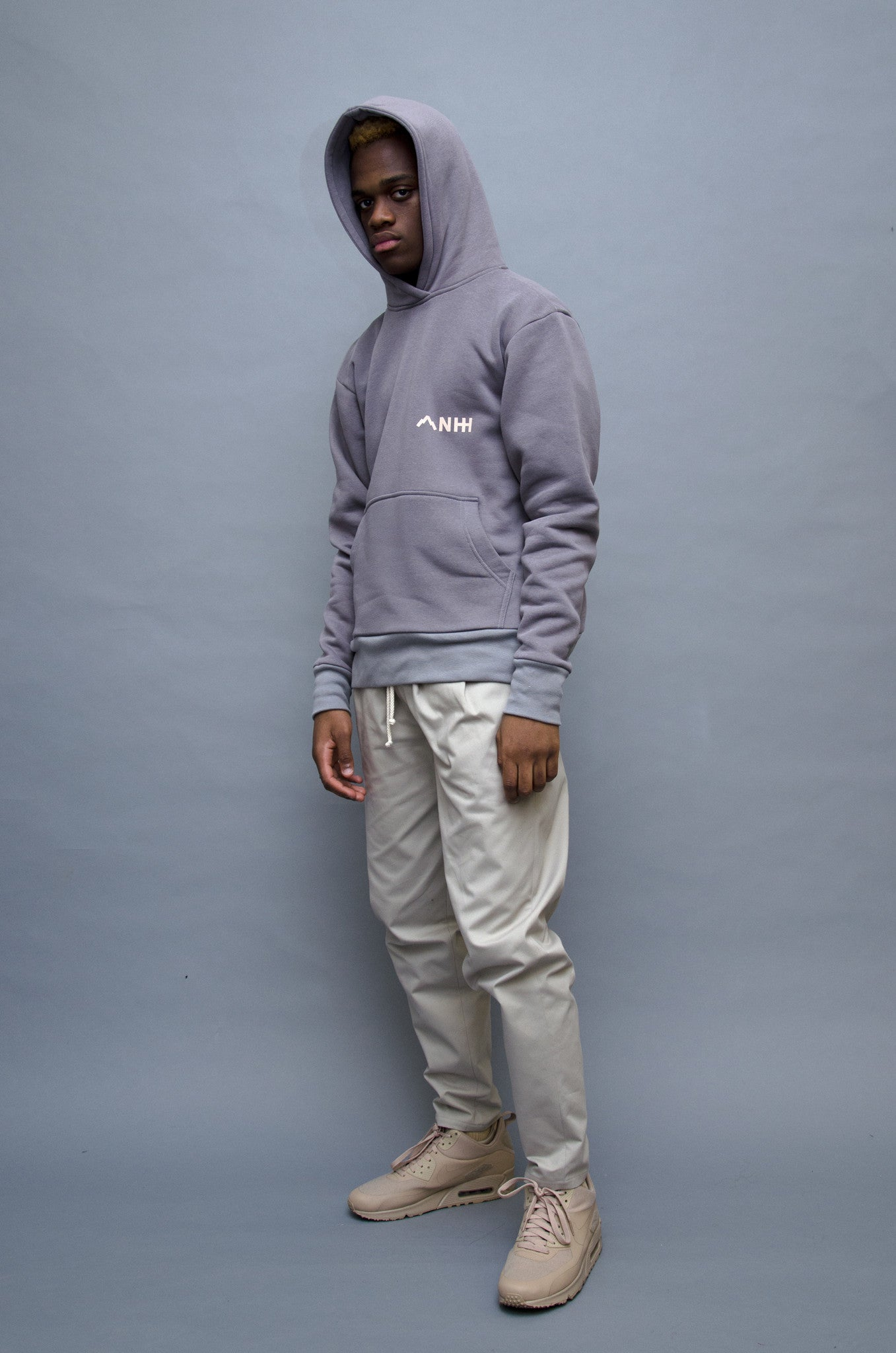 The North Hill Revolte Hoodie is a made in France sweatshirt