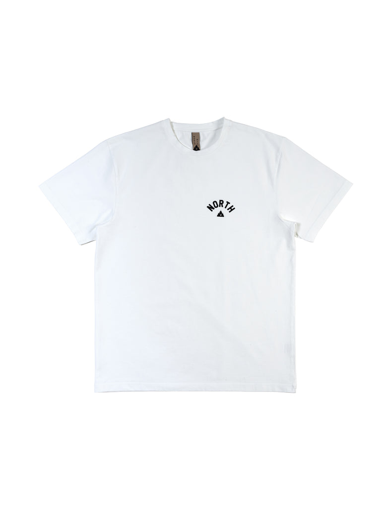 White North Tee