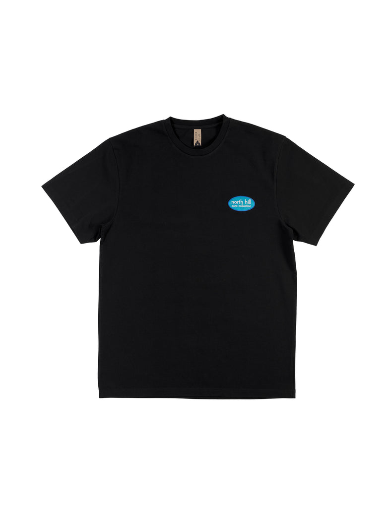 Black Patch Tee