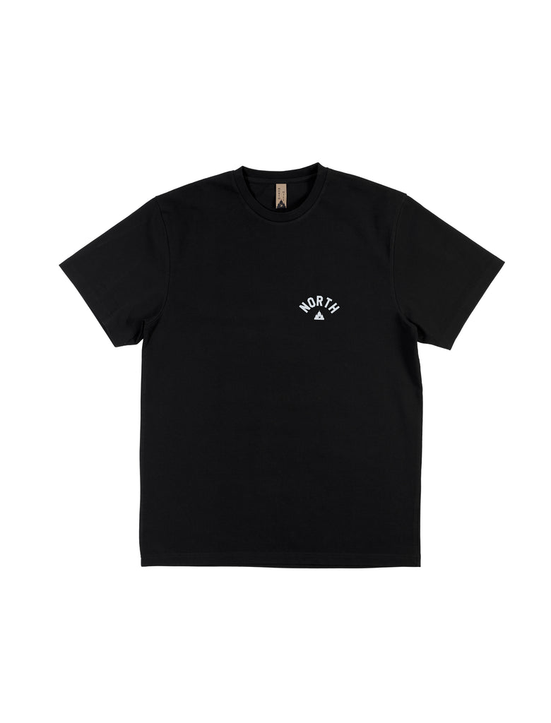 Black North Tee