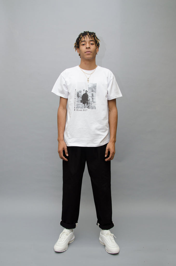 The North Hill Picasso Tee is a made in France t-shirt
