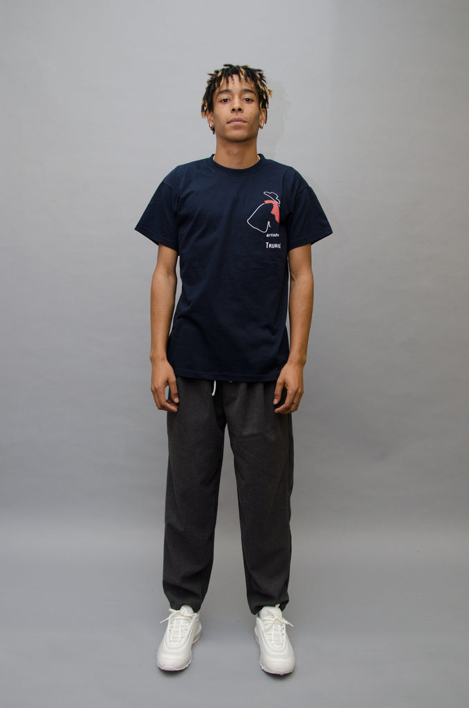 The North Hill Aristide Tee is a made in France t-shirt.