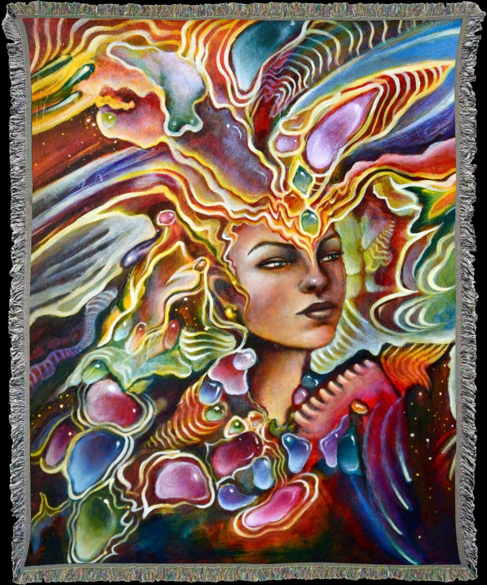 Telepathic Festivity ~ Jennifer Michelle Long