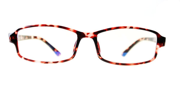 Blue Light Blocking Glasses, Improve Circadian Rhythm, Brown Tortoise Style 705, From EYES PC