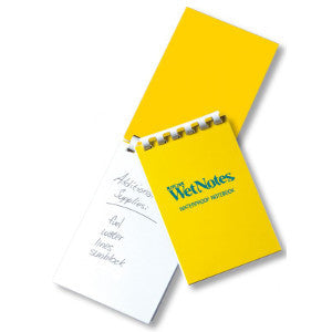 Ritchie Wet Notes - Pocket Sized Waterproof Kayak Logbook