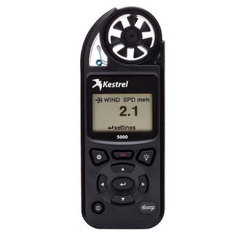 Kestrel 5000 Pocket Weather Station/Barometer, Wind Meter