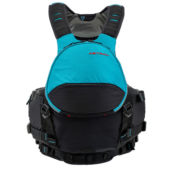 Astral Blue Jacket (sea kayak PFD w/belt loops for tow optional system)
