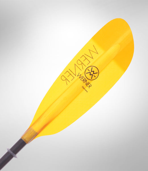 Werner Camano Performance Tour Glass Blade sea kayak paddle
