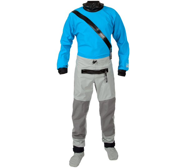 Kokatat Hydrus 3.0 Swift Entry Dry Suit w/ Relief Zipper & Dry Socks