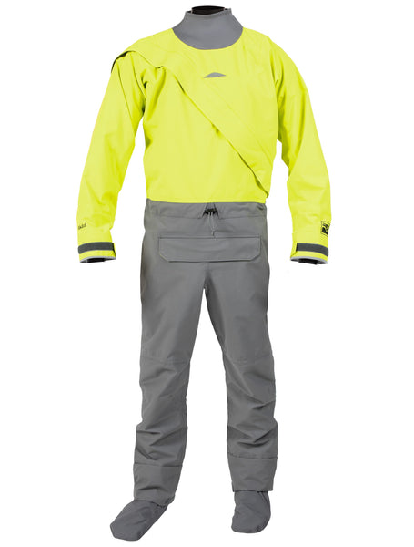 Kokatat Legacy Drysuit, GORE TEX PRO Front Entry Dry Suit w/ Relief Zipper and Dry Socks