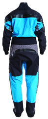 Kokatat Women's Gore-Tex Icon Rear Entry Drysuit w/ Overskirt, Dropseat Zipper, Dry-socks