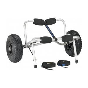 Harmony Canoe & Kayak Boat Cart w/ Inflatable Black Tires Closeout