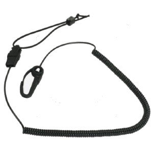 Seattle Sports Deluxe Coiled Paddle Leash